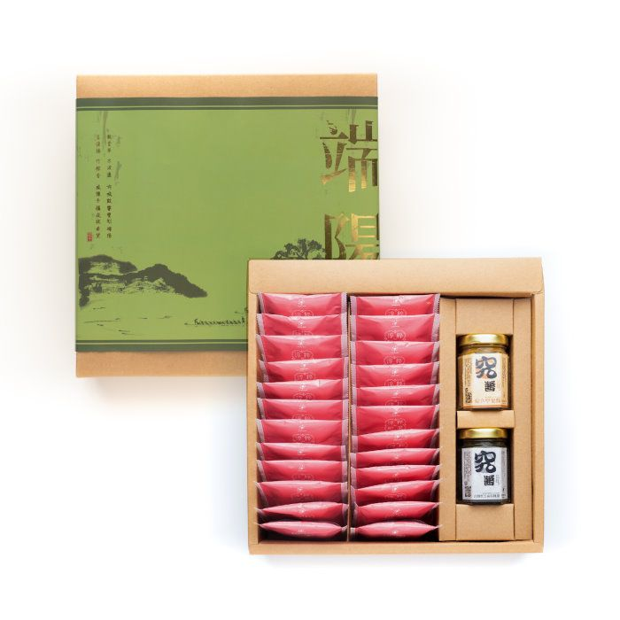 C4 經典端午堅果禮盒