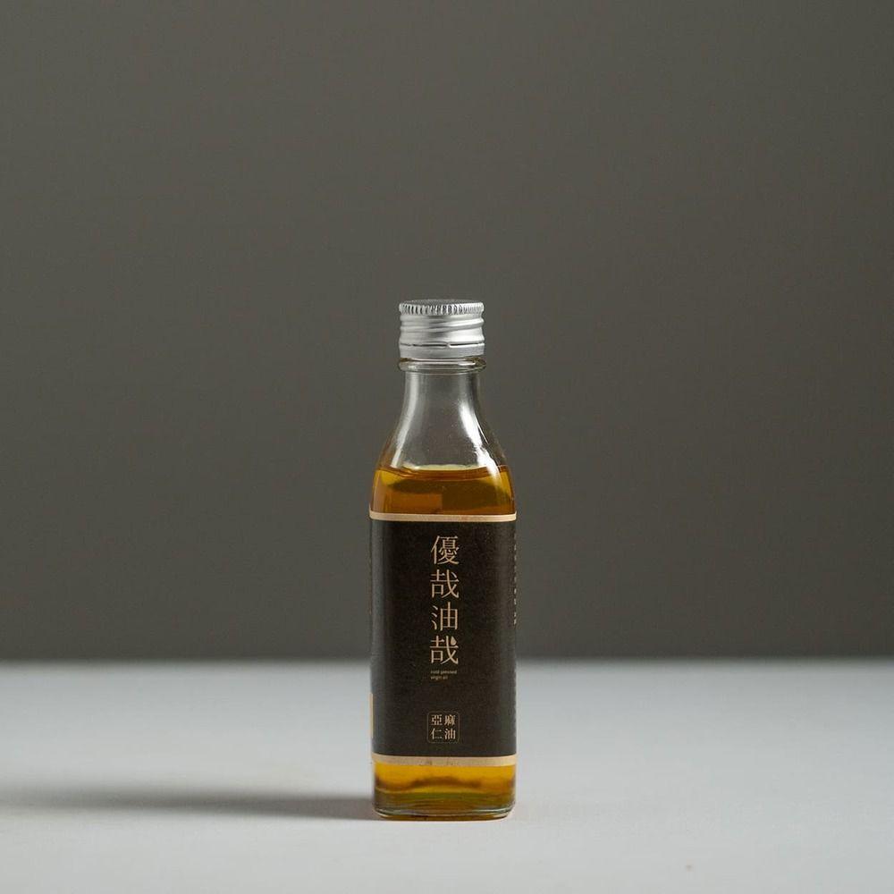 冷壓亞麻仁油輕巧瓶