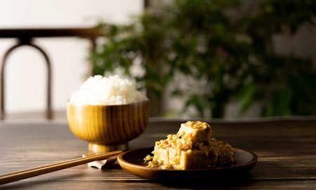 新鮮水果自然發酵豆腐乳